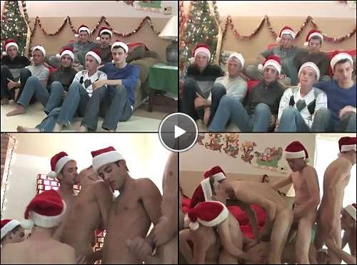 gay christmas movies video