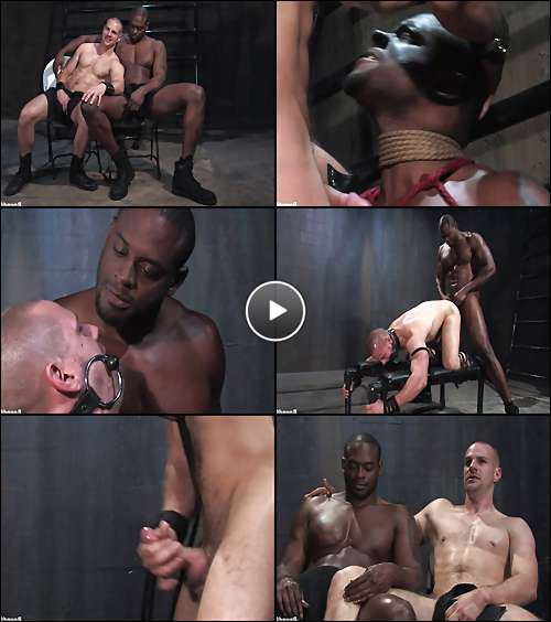 gay master slave contract video