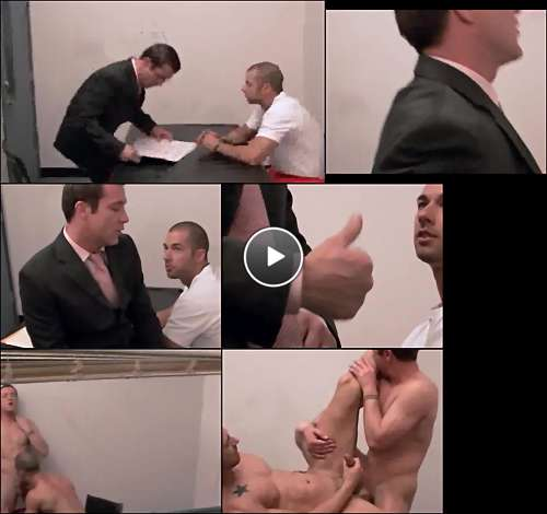 Much not enough. billy santoro and trevor spade on a neighborly visit very kinky, erotic