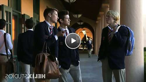 sex gay boys school video